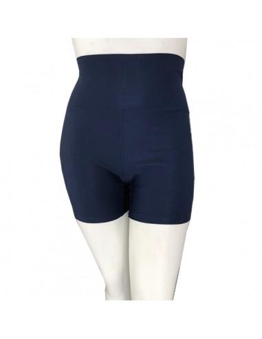 Pant - Mid-thigh - Navy