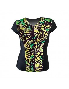Swimwear Slimline V Neck,...